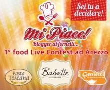 """Ristorante Babette e """"Mi Piace! Blogger ai fornelli"""" il primo food live contest ad Arezzo"""