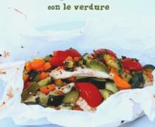 Petti di pollo al cartoccio con le verdure