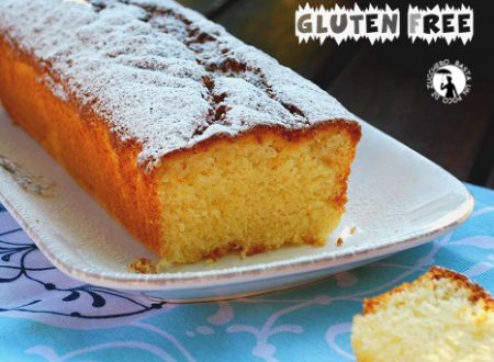 Plumcake allo yogurt – ricetta senza glutine