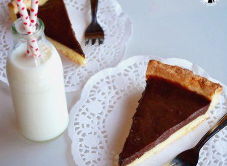 Crostata con crema al cacao –  ricetta senza glutine
