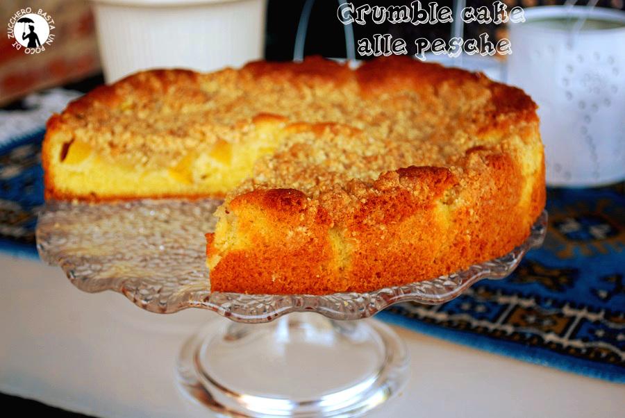 crumble cake alle pesche3
