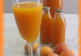 Succo di frutta all'Albicocca