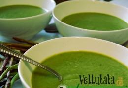 Vellutata di asparagi – ricetta light depurativa