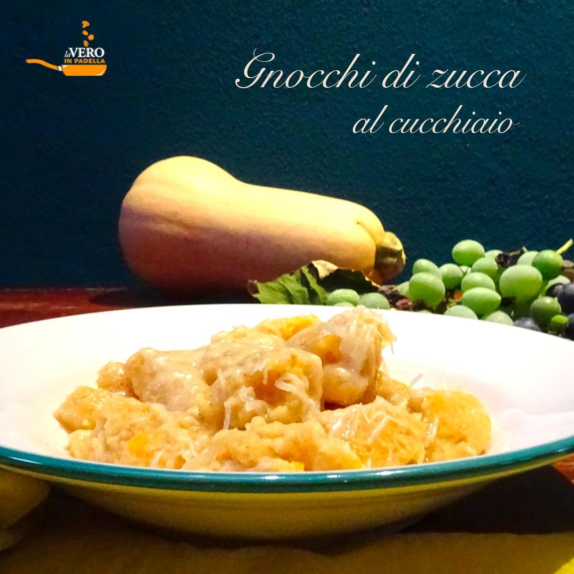 Ricetta Gnocchi Di Zucca Fatto In Casa Da Benedetta.Gnocchi Di Zucca Al Cucchiaio Laveroinpadella