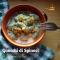 Gnocchi di spinaci al cucchiaio