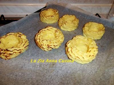canestrelli di patate con cotechino e lenticchie (5)