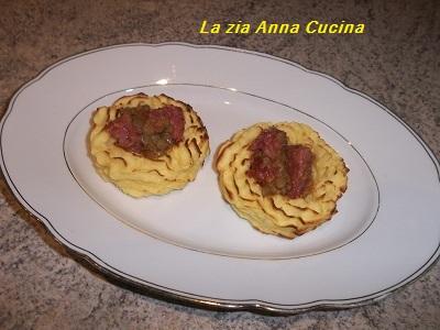 canestrelli di patate con cotechino e lenticchie (6)