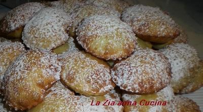 Cassatelle siciliane con la ricotta