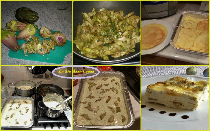 lasagne di crespelle ai carciofi (2)