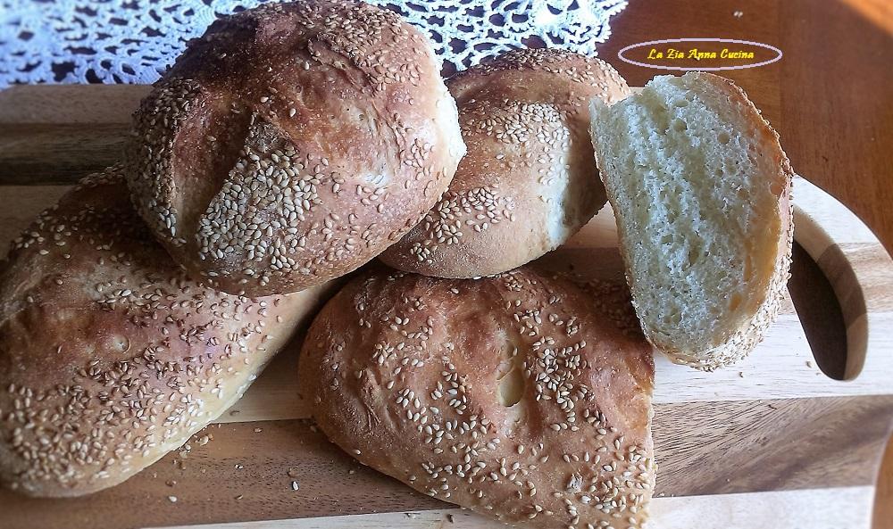 pane siciliano con il sesamo (9)