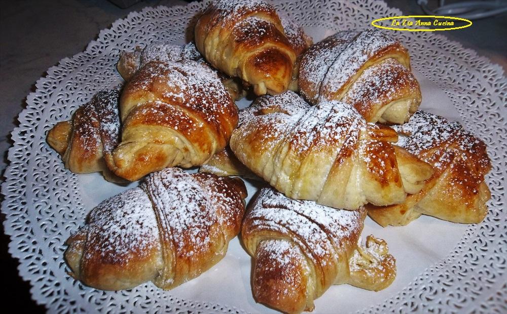 Croissant(metodo sfoglietta)