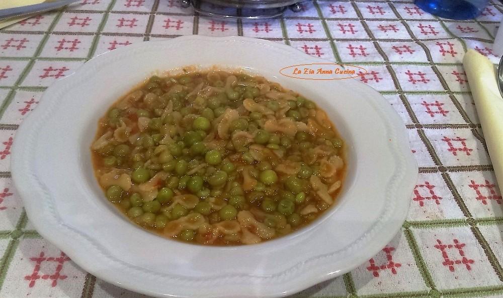 minestra estiva con piselli (5)