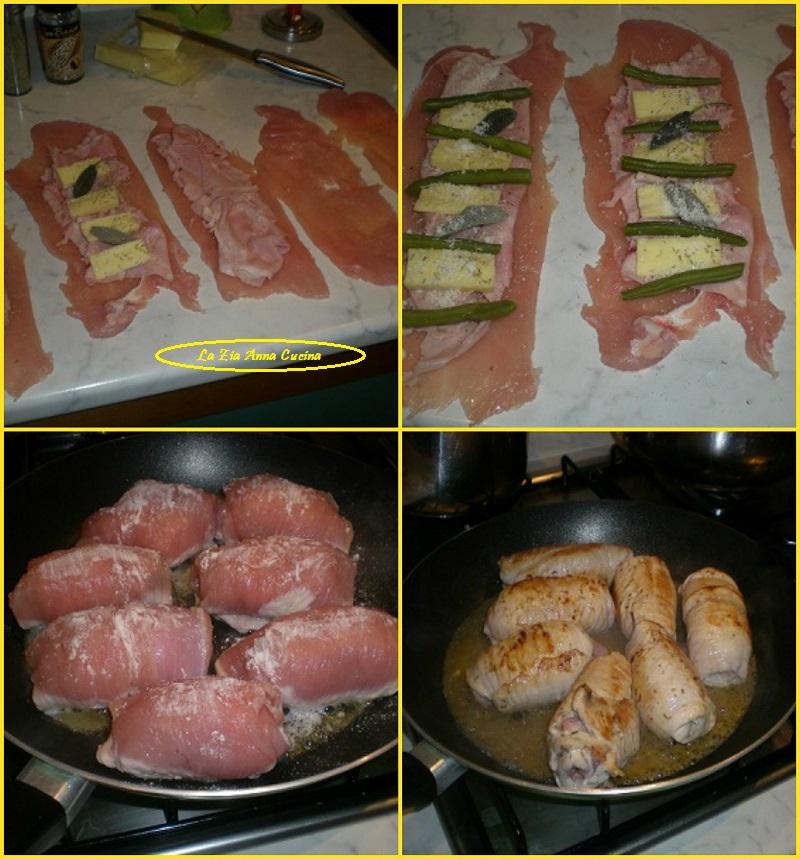 rollè di tacchino - la zia anna cucina - Come Cucinare Il Rollè Di Tacchino