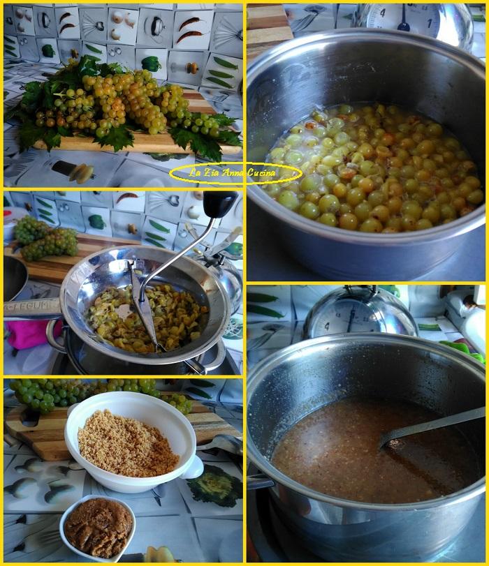 marmellata di uva moscato e nocciola del Piemonte (2)