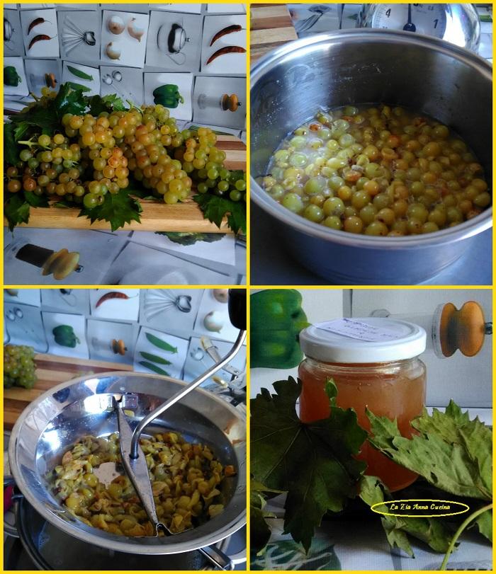 marmellata di uva moscato