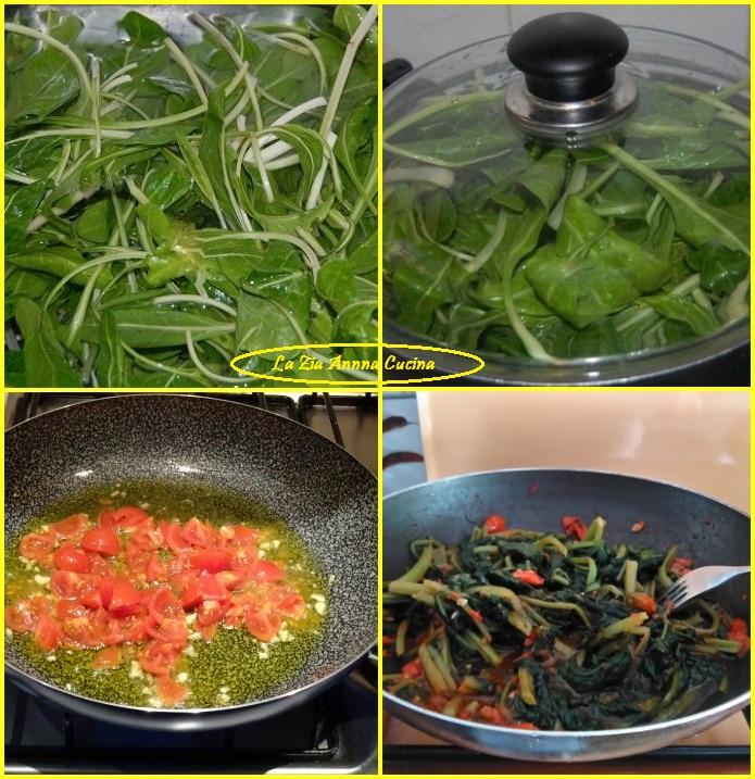 bietole ripassate con i pomodorini (2)