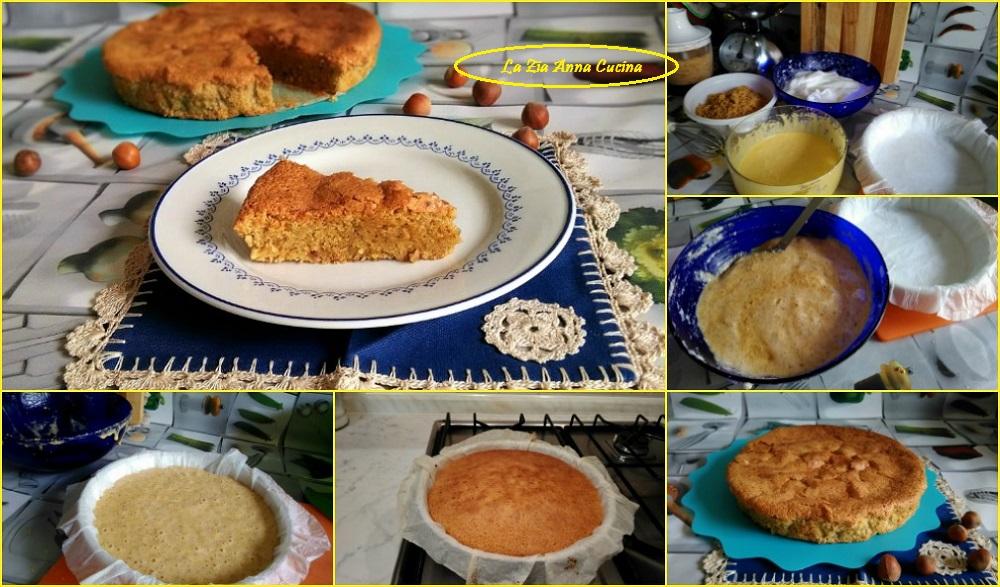 torta di nocciole piemontesi senza farina