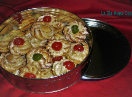 Biscottini di pasta reale