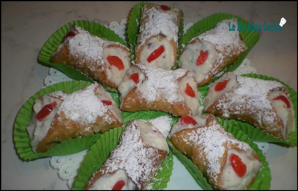 cannoli-siciliani-mignon
