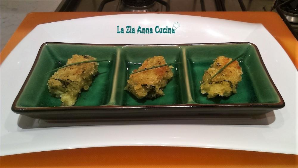Involtini di zucchine al profumo di zenzero la zia anna cucina