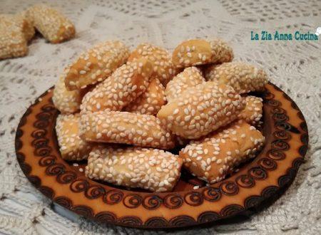 Biscotti regina o reginelle