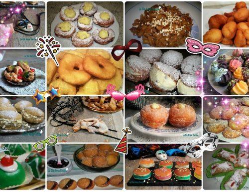 I dolci per carnevale