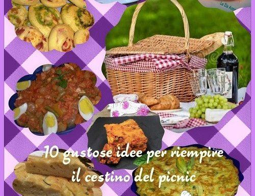 10 gustose ricette per riempire il cestino del picnic