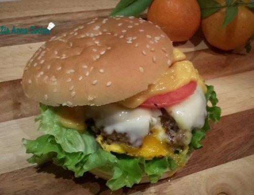 Hamburger super gustoso