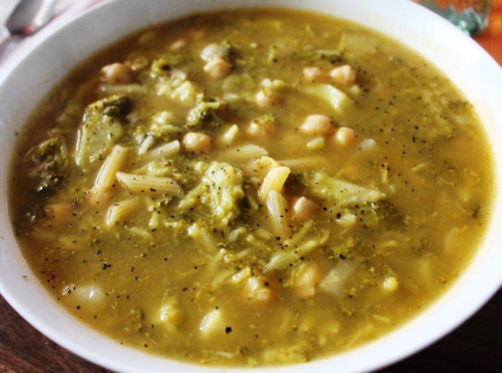 mangiare per vivere ricette di zuppa di dietare