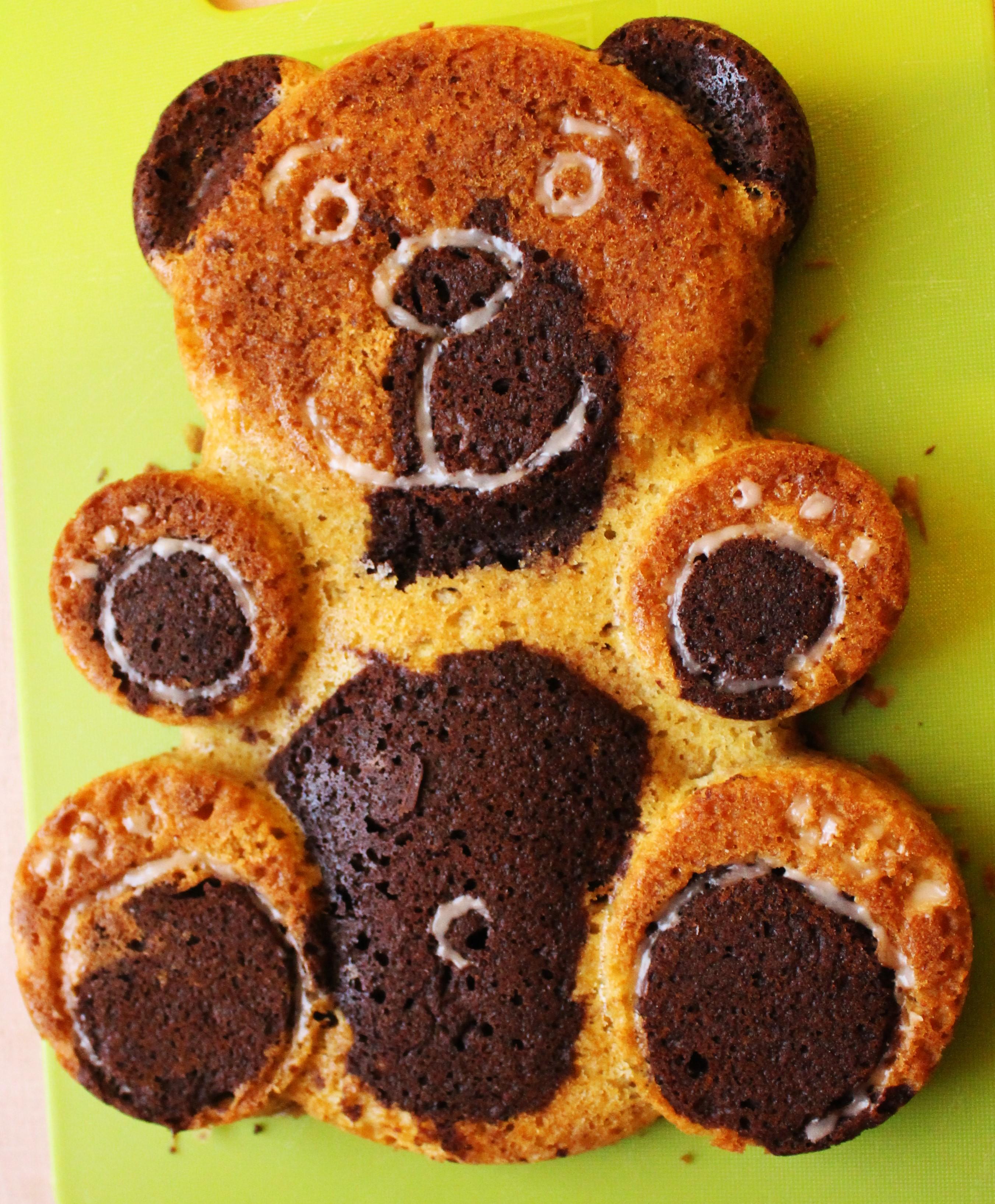 Ricerca ricette con torte a forma di orsetti for Case a forma di u