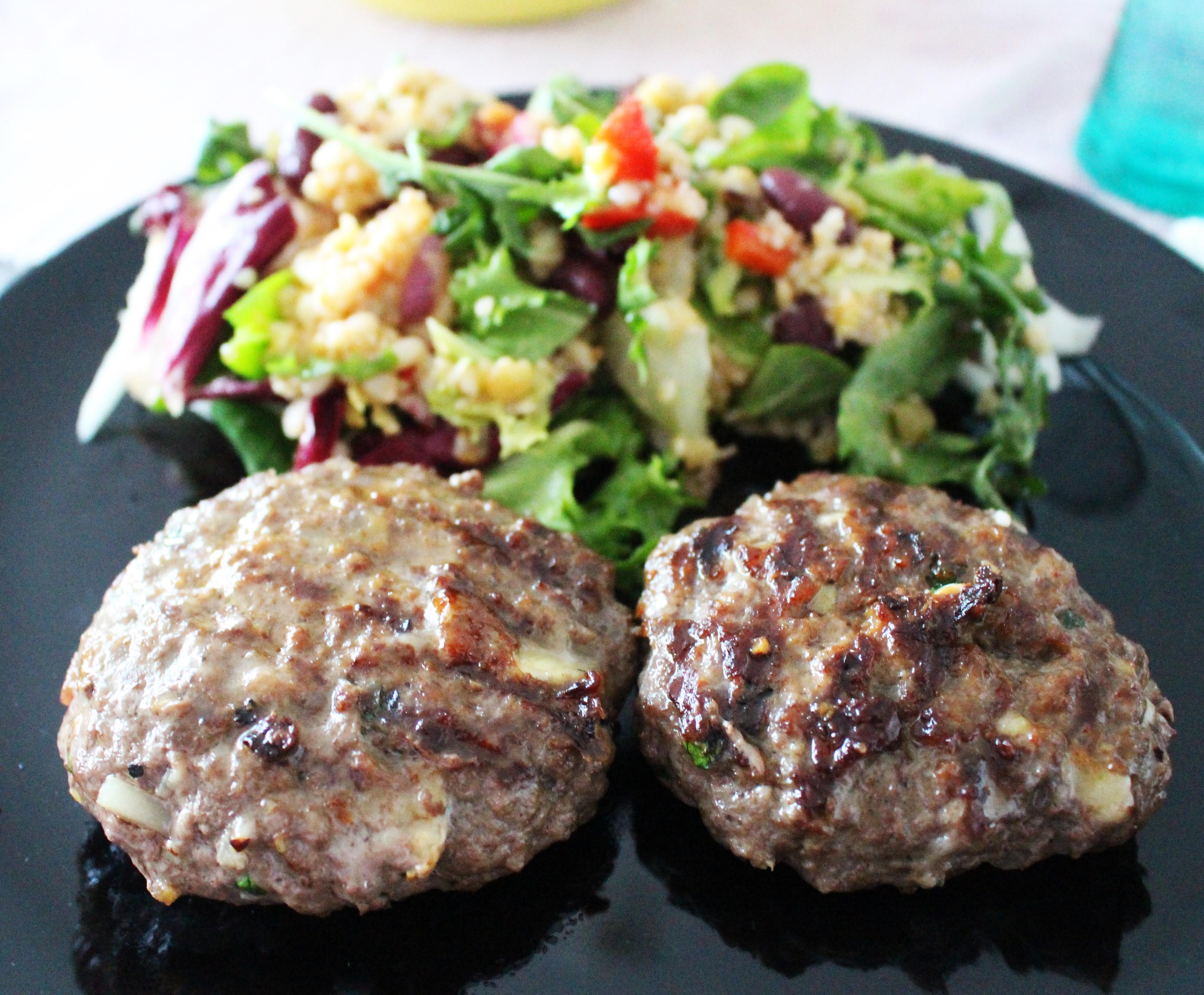 Hamburger di Manzo e Brie