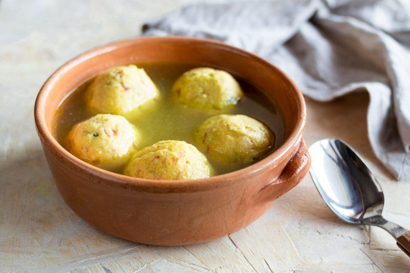 Canederli di patate