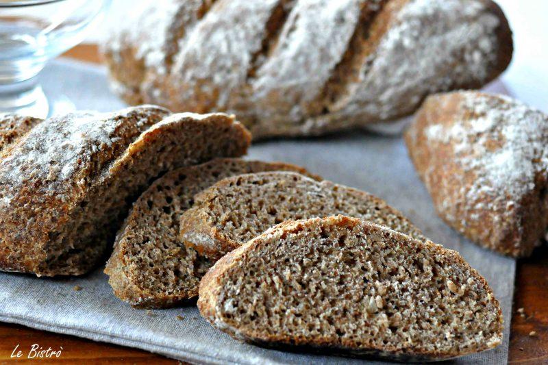Pane nero di Veroli, ricetta regionale