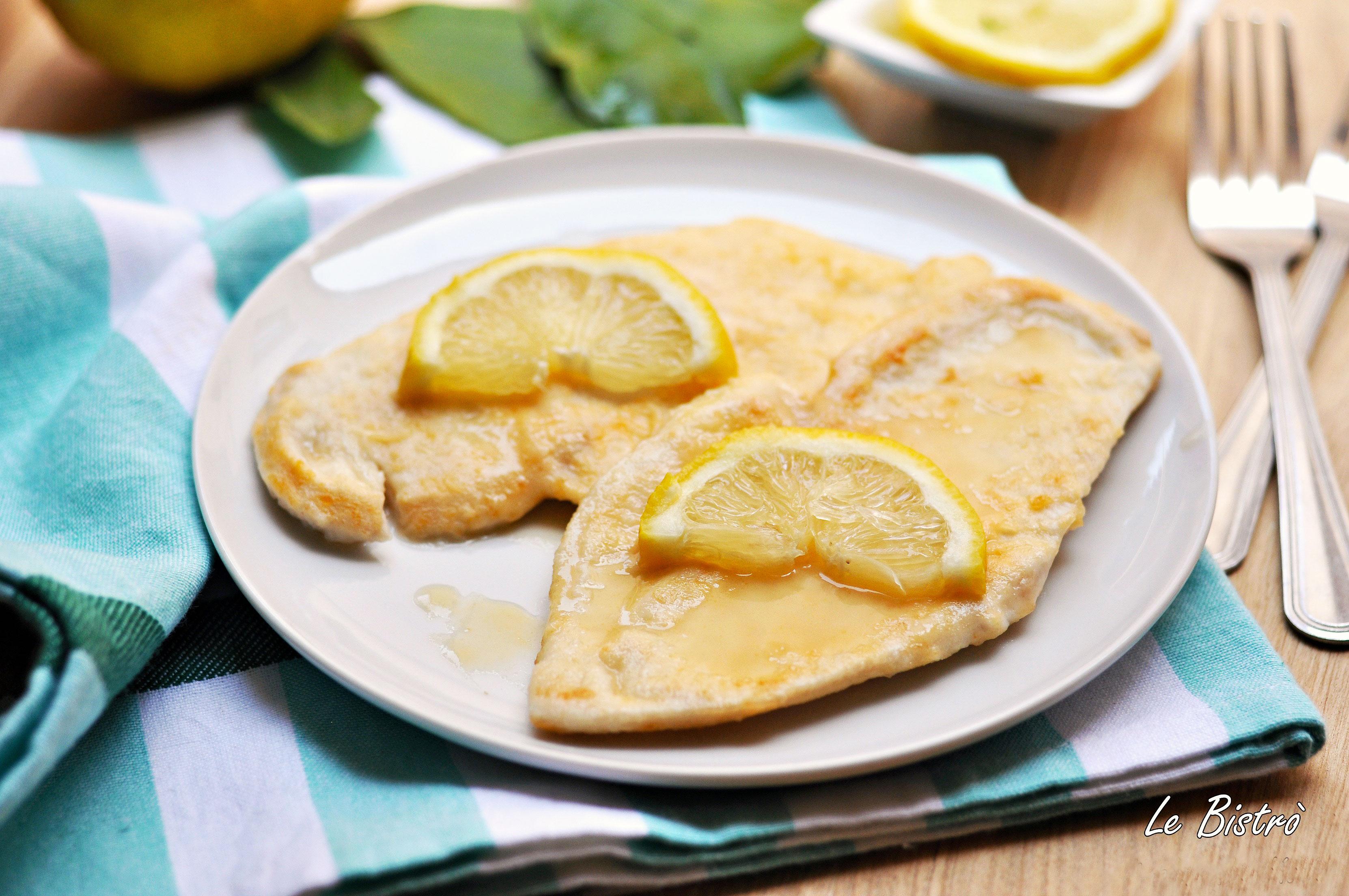 recipe: scaloppine di pollo al limone [3]