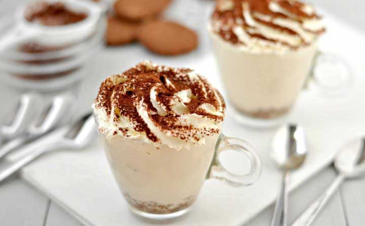 Crema di caffè, ricetta veloce senza gelatiera