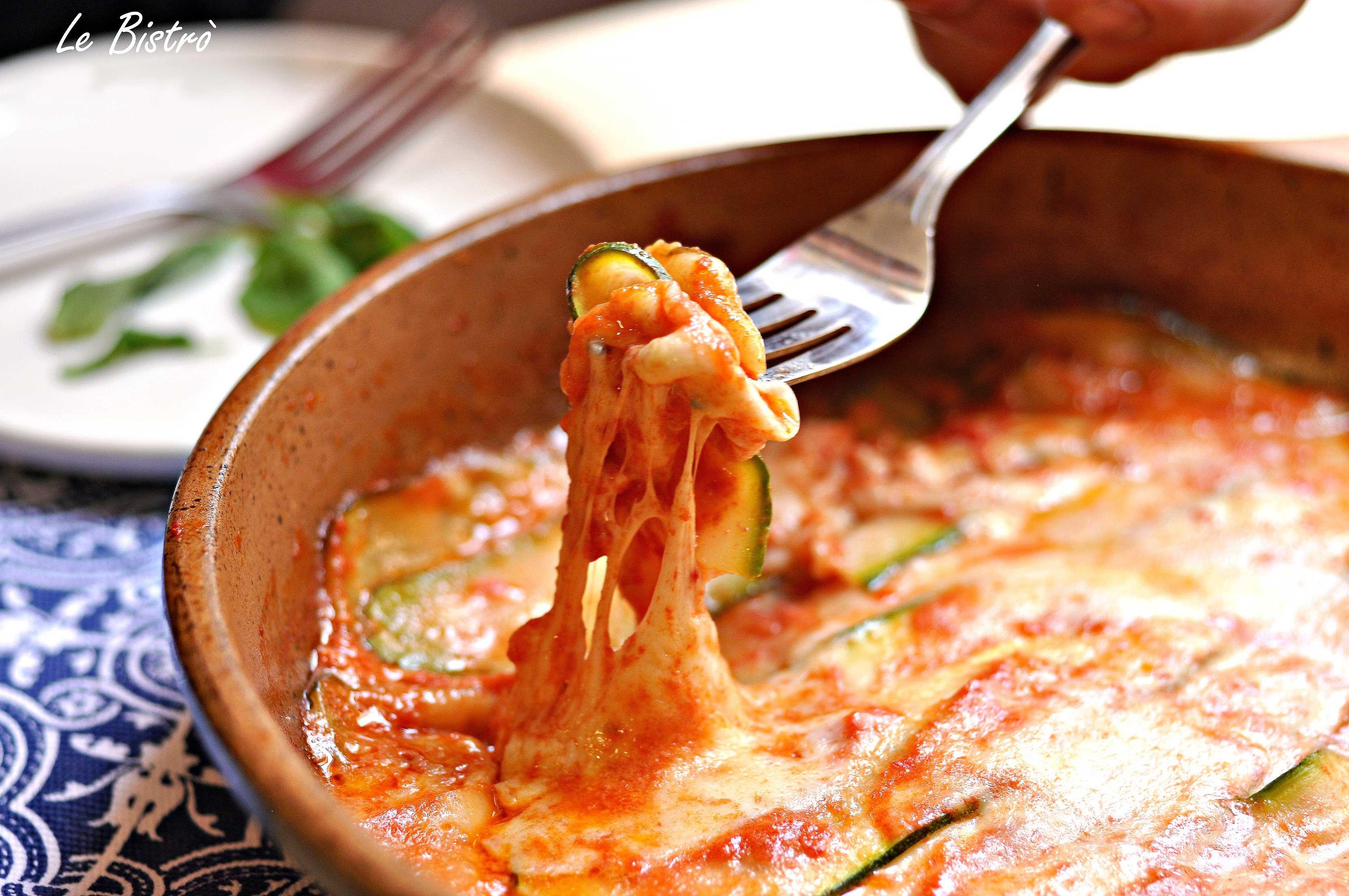 Parmigiana di zucchine in padella ricetta con video for Cucinare zucchine in padella