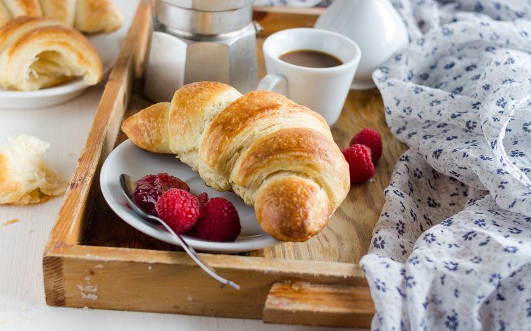 Cornetti o brioche da colazione