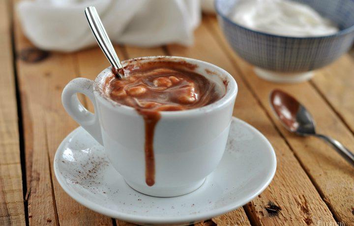 Cioccolata calda alla francese