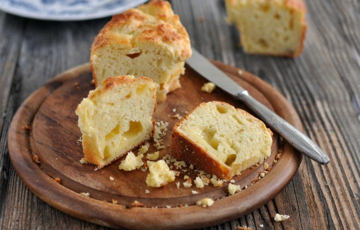 Ciambellone salato al formaggio