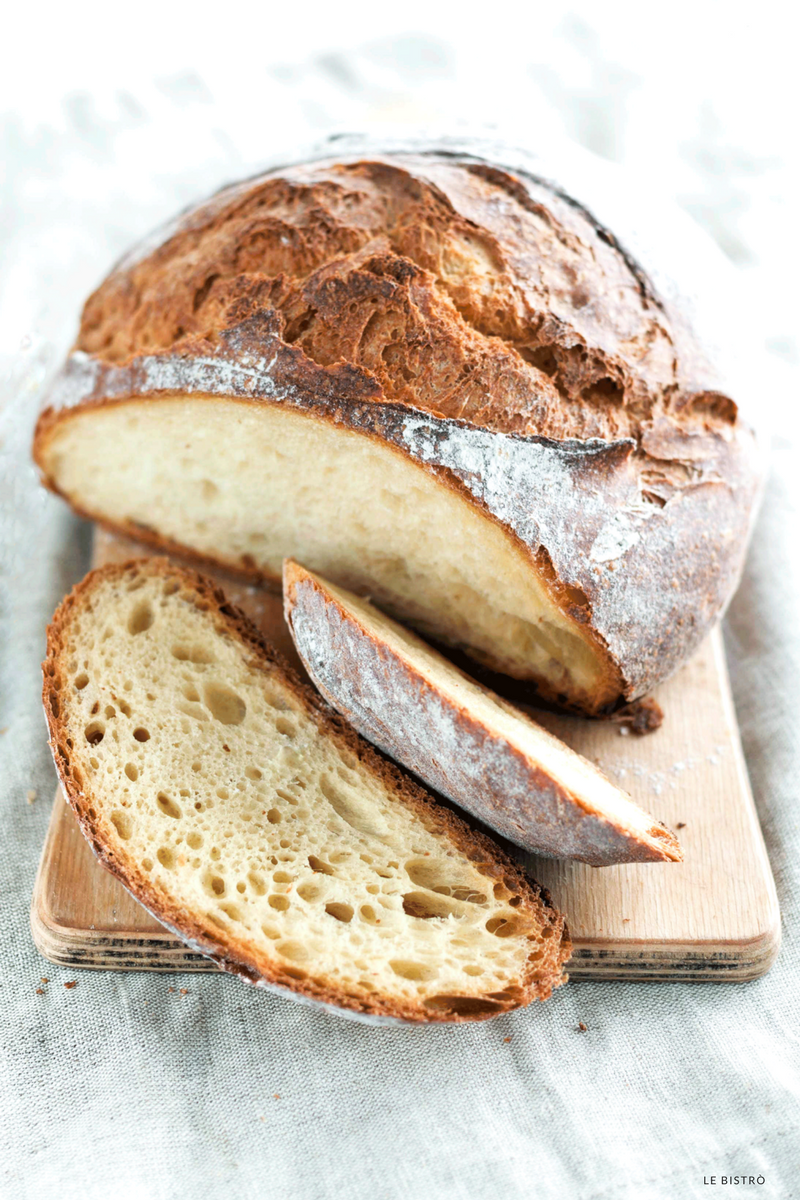 come fare il pane con lievito madre e semola offerte lavoro da casa no internet
