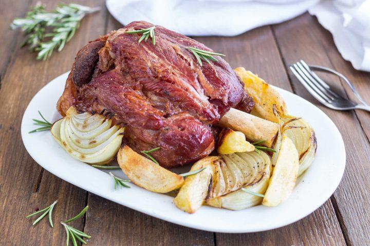 Stinco di maiale arrosto ricetta tradizionale e gustosa for Arrosto maiale
