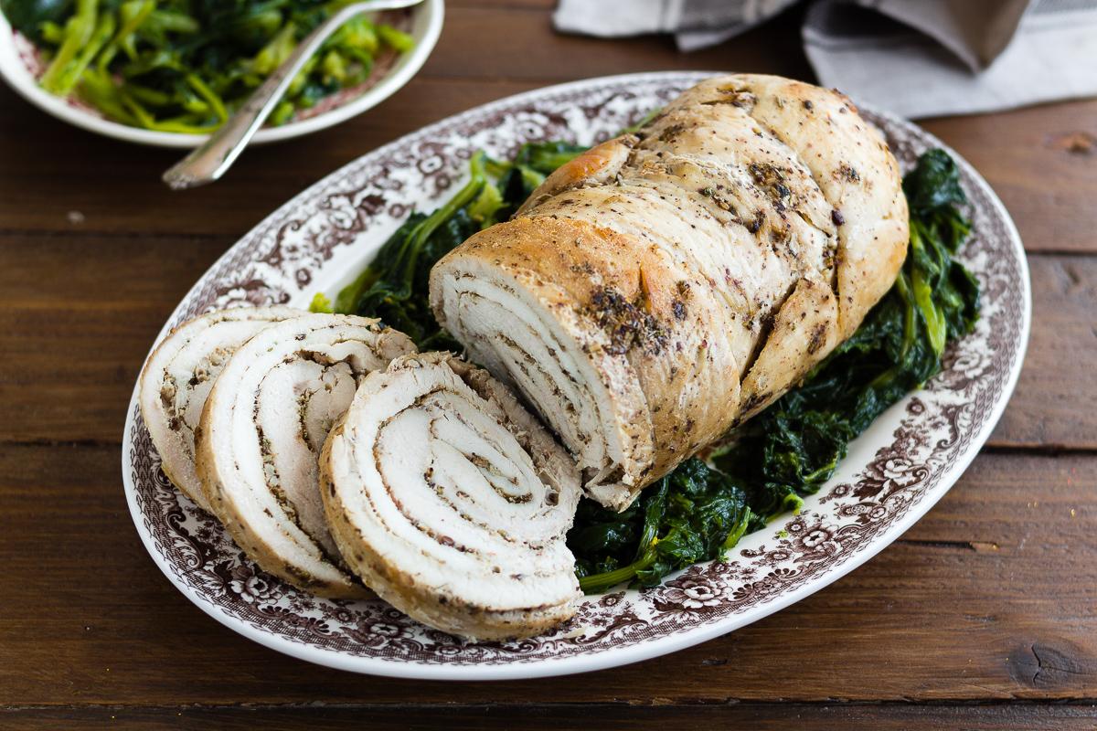 Ricette Porchetta al forno - Le ricette di GialloZafferano