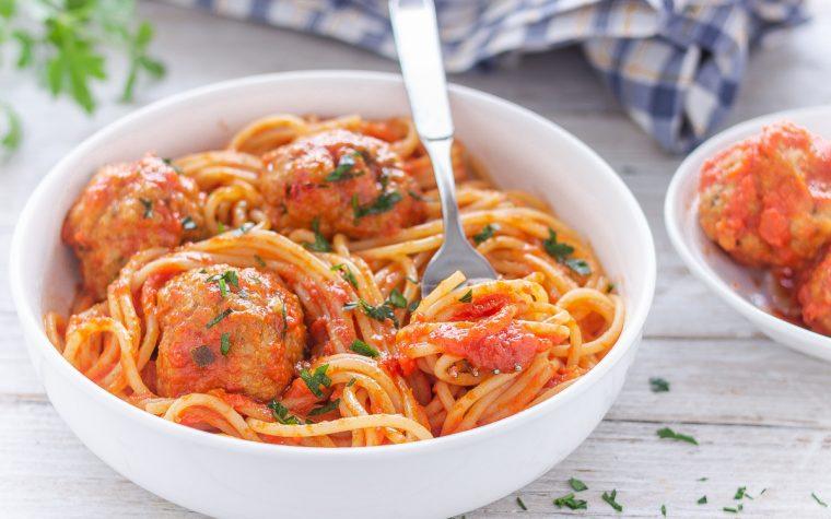 Spaghetti alla Romeo