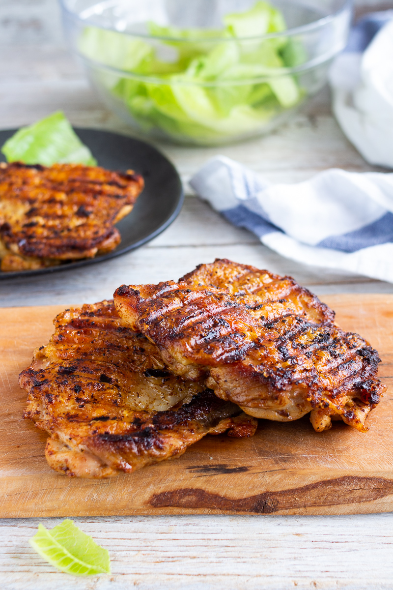 Pollo grigliato alla paprika