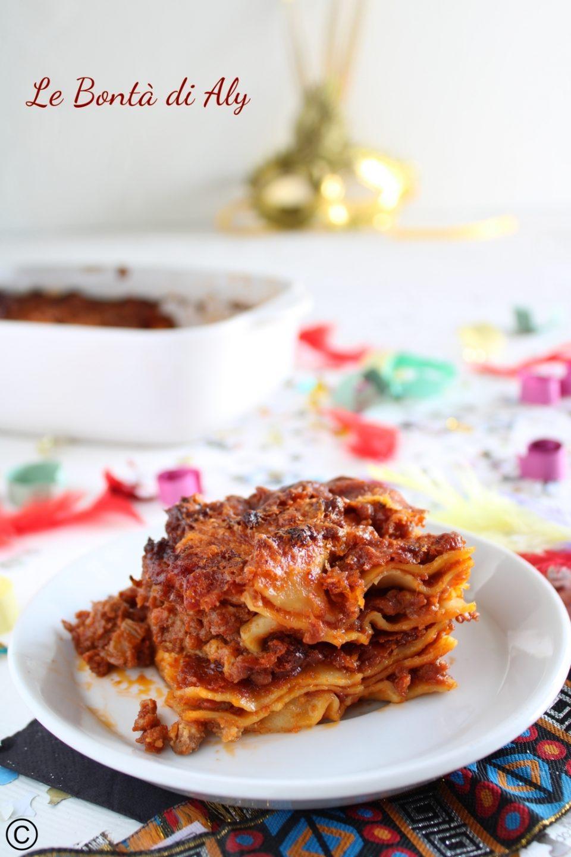 Lasagne al forno A1