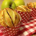 muffins soffici alle mele e yogurt foto blog
