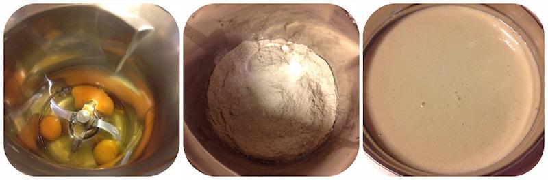 crespella al forno con pesto e besciamella pass 1 pesto