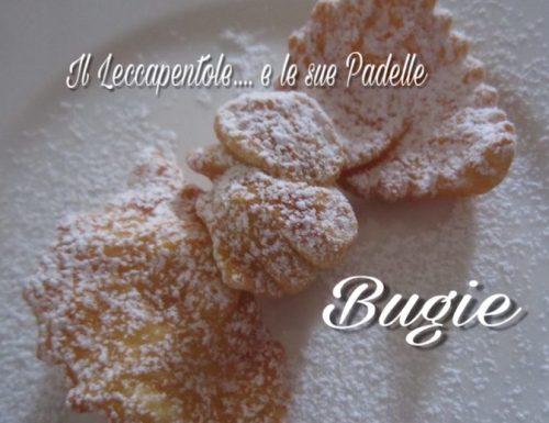 IL  FIOCCO TRA  LE  BUGIE  DI  CARNEVALE – Liguria –