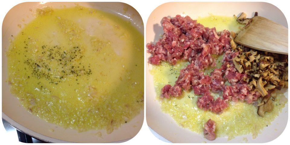 sugo con salsiccia e funghi porcini secchi foto 2- 31