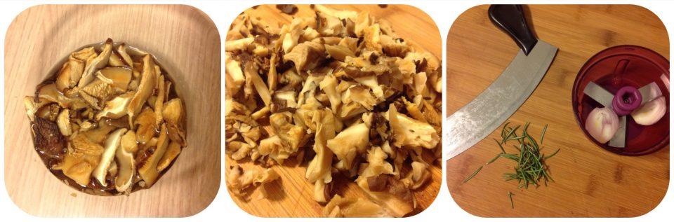Sugo con salsiccia e funghi porcini secchi il leccapentole e le sue padelle - Funghi secchi a bagno ...